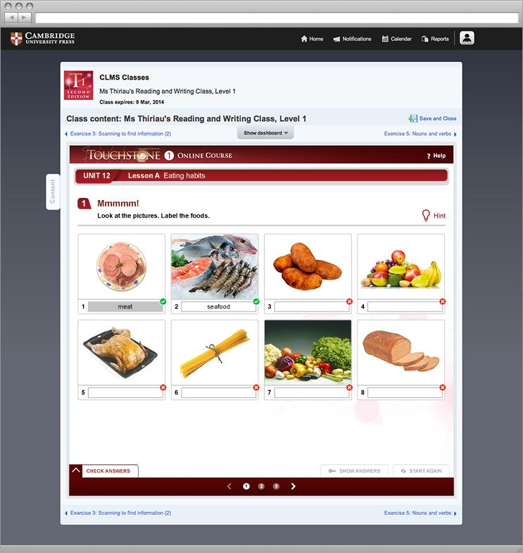 Touchstone Online