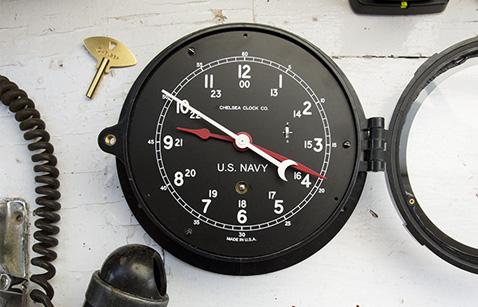 Chelsea Deck Clock