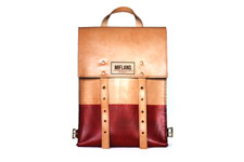 Mifland Leather Rucksack