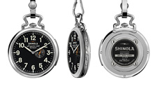 Shinola Pocket Watch