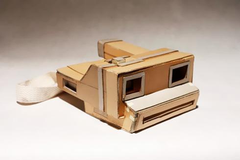 Cardboard Cameras 2