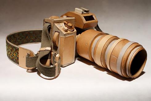 Cardboard Cameras 1