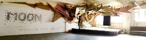 Cardboard Graffiti 3