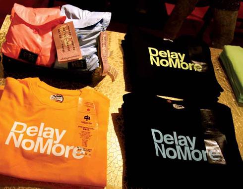 Delay Mo More