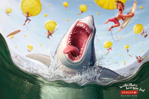 Spoleto Shark