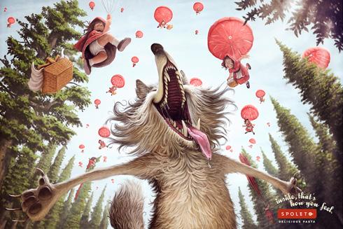 Spoleto  Wolf
