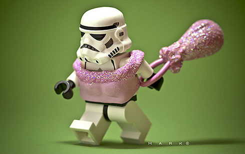 Stormtrooper Housewife