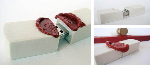 Wax Seal USB