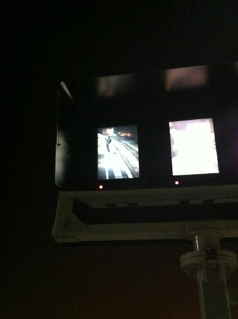 Me on CCTV