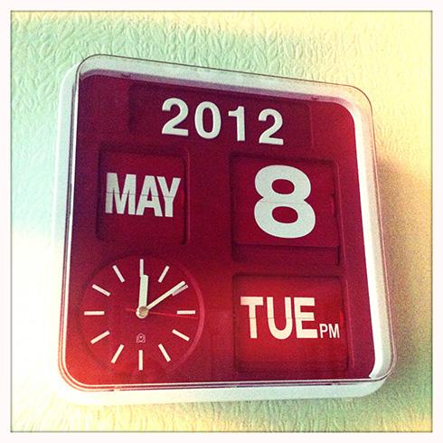 May 8th