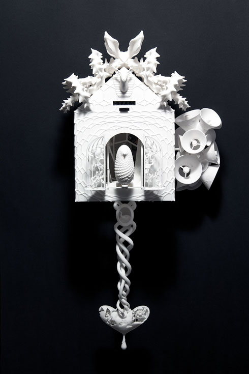 3d Printed Cuckoo Clock