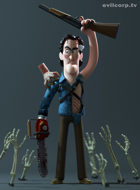 Evil Dead by A Large Evil Corporation