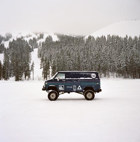 Chevy 4X4 Van