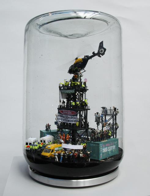 Riot in a Jam Jar