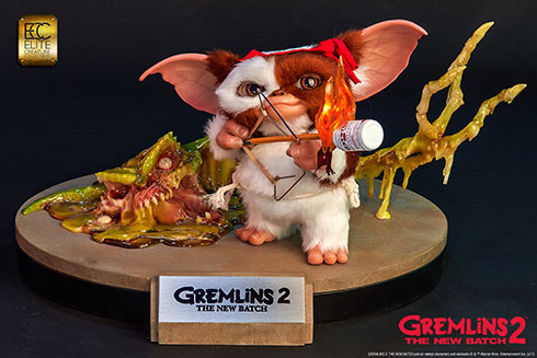 Full Size Gizmo Maquette - Gremlins 2