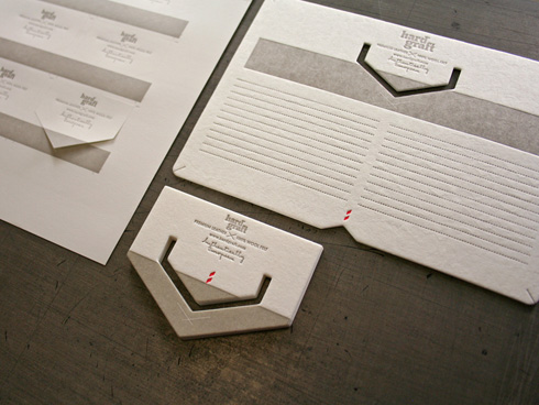 Hard Graft Print Collateral by Beast Pieces