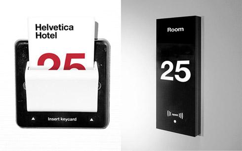 Helvetica Hotel