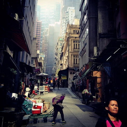Photographer Alex Ogle's Year in Hong Kong