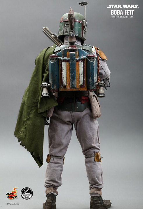 Hot Toys Boba Fett 1/4