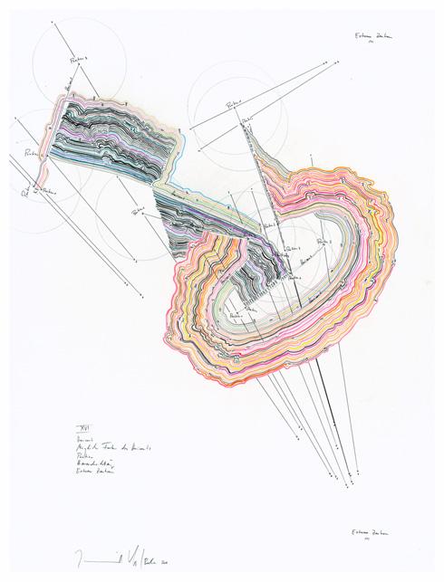 Biological Illustrations Style by Jorinde Voigt