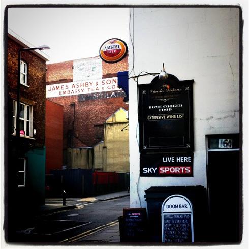 London Union Street