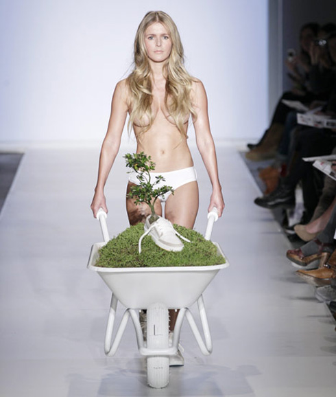 Biodegradeable Shoes