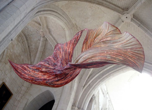 Ethereal Paper Installation