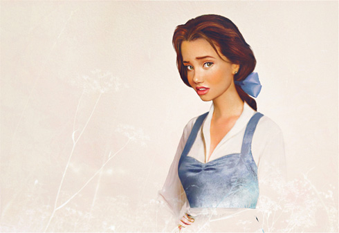 Real Life Disney Characters