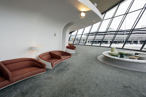 TWA Terminal Photos by Kathryn Yu