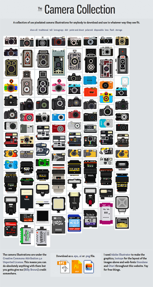 The Camera Collection