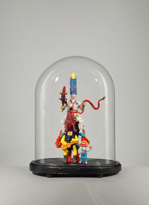 Toys in Jars