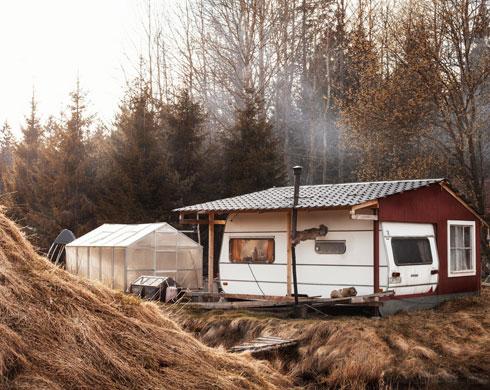 Trailer Cabin