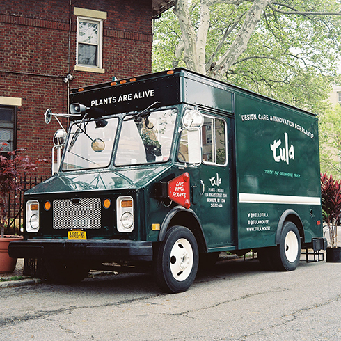 Tulita - The Mobile Greenhouse