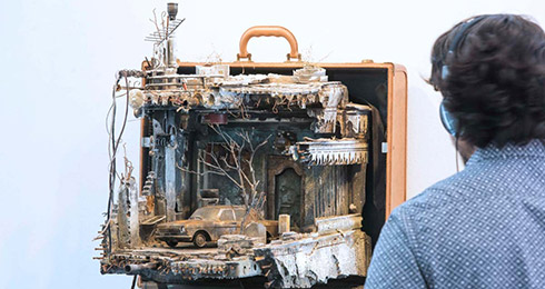 UNPACKED: Refugee Baggage - Miniature Recreations of War-torn Syria