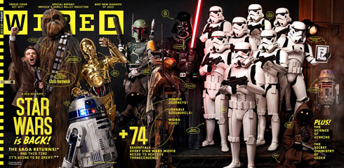 Wired Star Wars