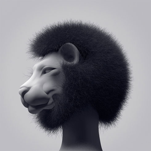 Afro Lion and more...