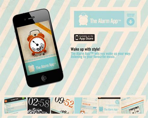 The Alarm App