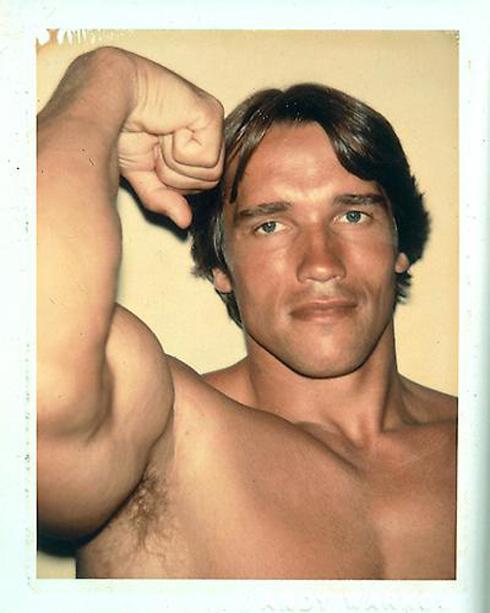 Andy Warhol Arnie