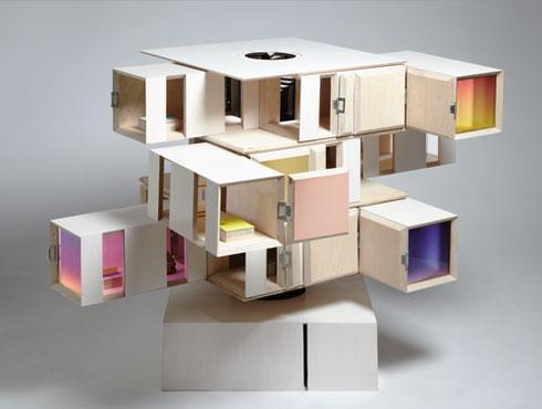 Architect Designed Dolls Houses