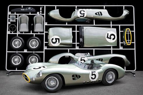 Aston Martin 1:1 Scale Model
