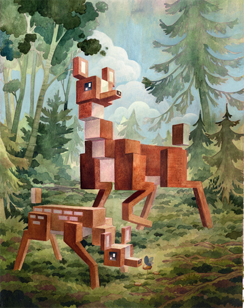 Laura Bifano's Polygonal Menagerie