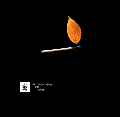 WWF - Be Responsible Out There