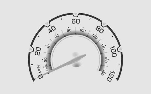 Chevrolet Speedometer