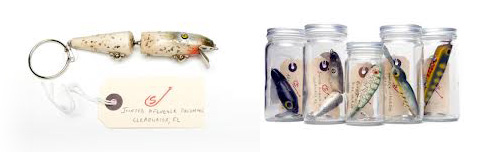 Fishing Lure Keychains