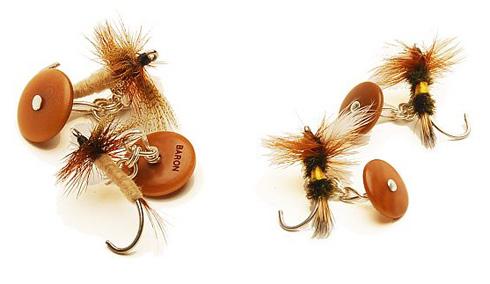 Fly Cufflinks