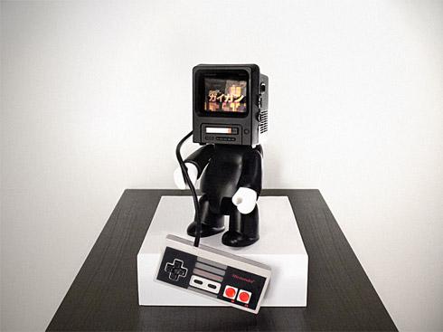 Vinyl Toy Nintendo Mashup
