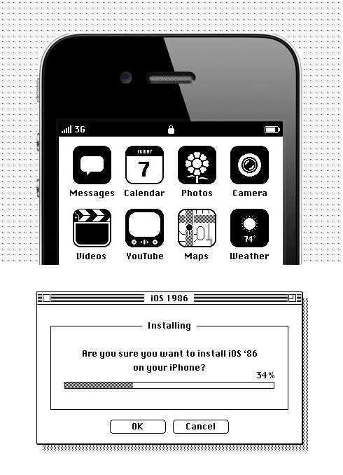iOS Retro