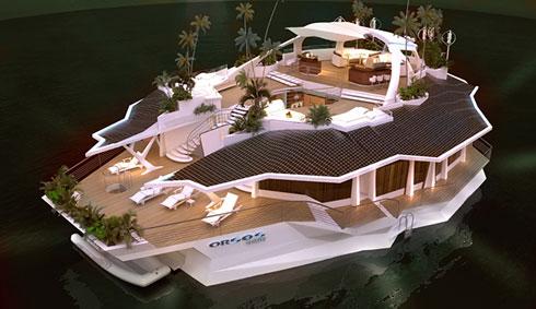 Island Yacht
