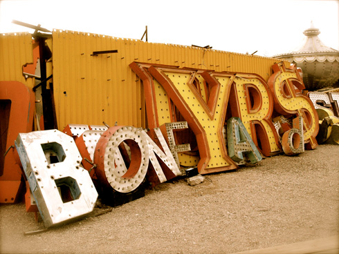 Las Vegas Neon Boneyard
