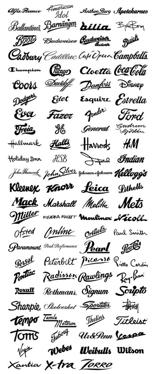 Logos A-Z